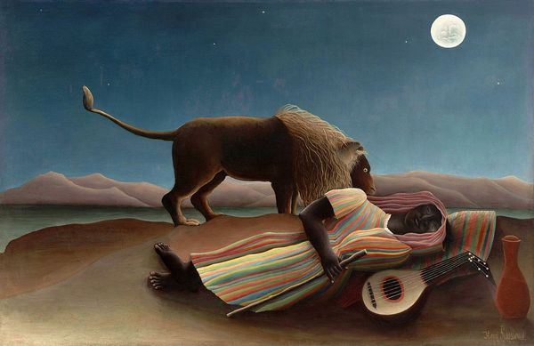 The-sleeping-gypsy-by-henri-rousseau-1897