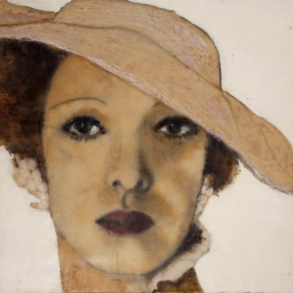Roseanne-Burke-Josephine-Baker-Portrait-2014