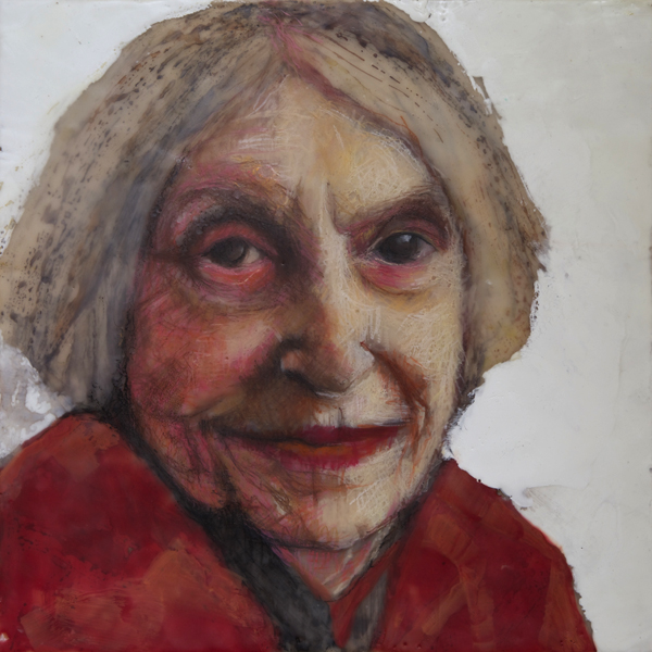 Roseanne-Burke-Beatrice-Wood-Portrait-2014