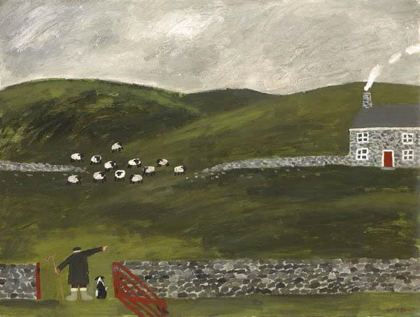 Gary-bunt-counting-sheep