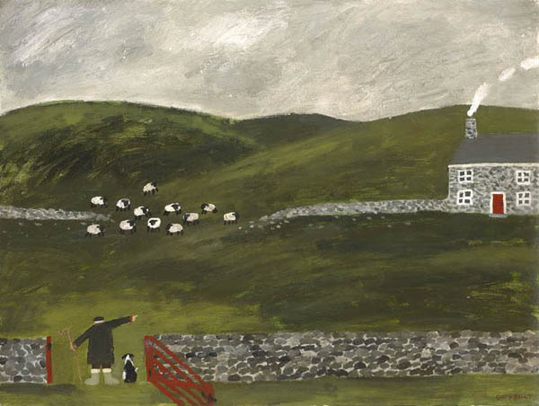 Gary-bunt-counting-sheep