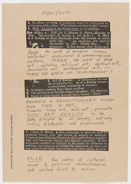 The-Fluxus-manifesto-by-George-Maciunas-1963