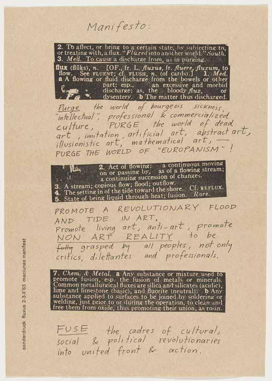 The-Fluxus-manifesto-by-George-Maciunas-1963