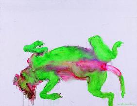Zhou_green_dog_back