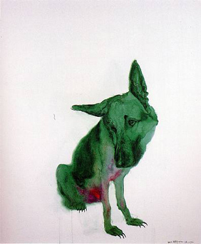 Zhou_green_dog_no_10