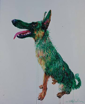 Zhou_green_dog_titi_nr_3