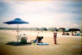 Beach_postcard