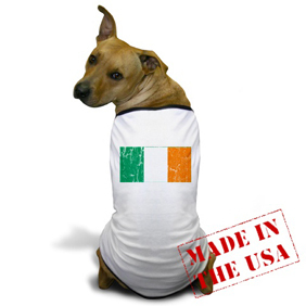 St_patricks_day_dog_t_shirt