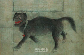 Korean_gray_dog