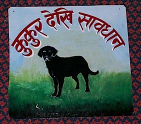 Nepal_dog_art_7