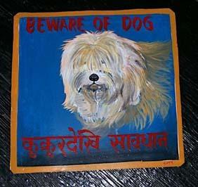 Nepal_dog_art_10