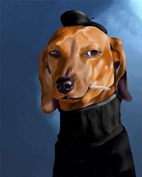 Rubenacker_dachshund