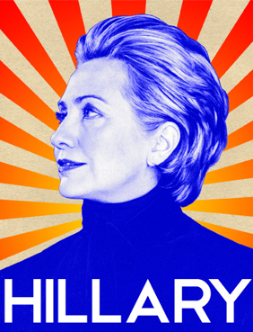 Palin vs. Obama Hillary_clinton_poster